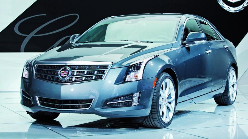 كاديلاك ATS - عالم السيارات