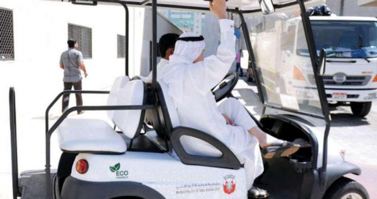 150 سيارة تعمل بالغاز الطبيعي في أبوظبي