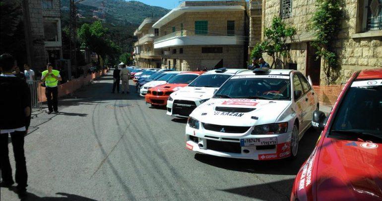 لهذه الأسباب.. انسحب السائقون من سباق فالوغا في لبنان