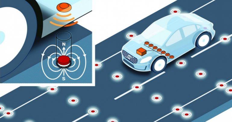 المغناطيس أفضل من نظام GPS !