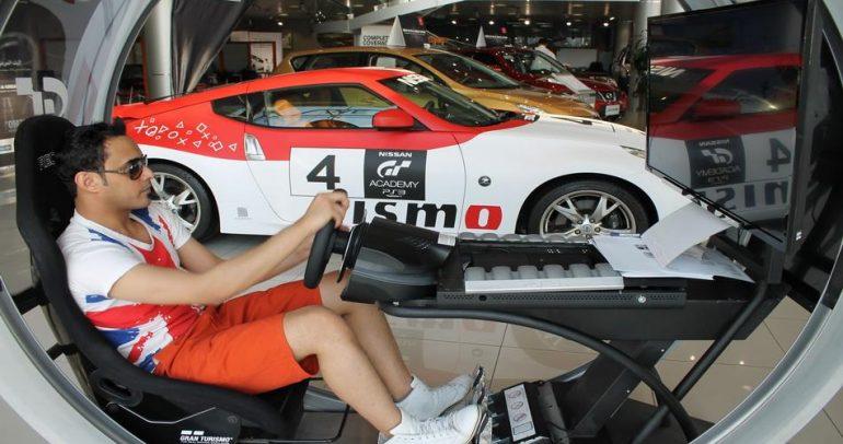 هل ترغب بالتحول إلى سائق سباقات محترف ؟