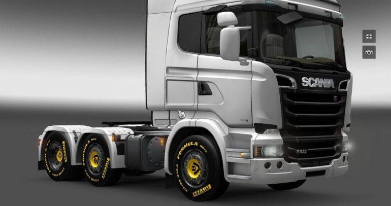 تقنيات جديدة تتمتع بها إطارات الشاحنات من بيريللي