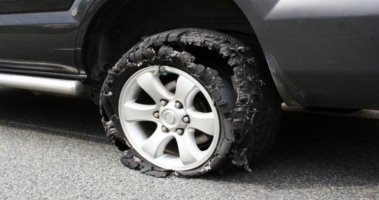 إحذروا.. إطارات السيارة قد تُعرّض حياتكم للخطر !