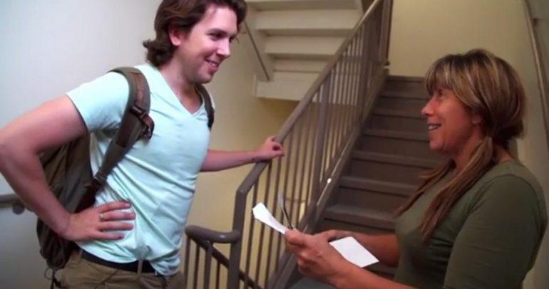 بالفيديو: لن تصدقوا ردة فعلها عندما تلقت سيارة أحلامها