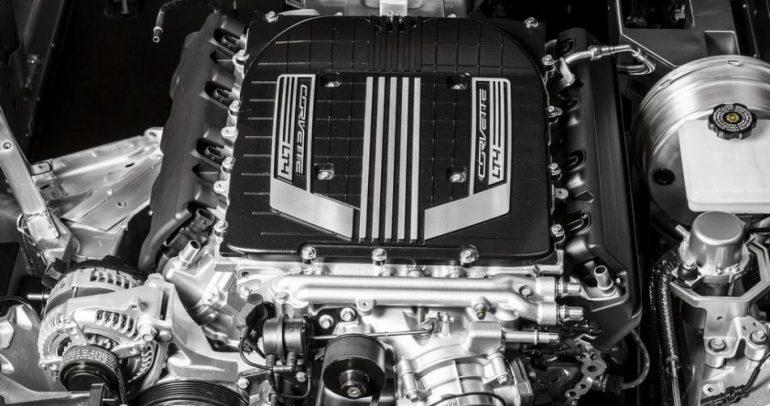 لنغص عميقاً في محرك كورفيت Z06 LT4