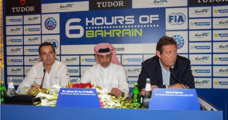 حلبة البحرين تستعد لاستضافة سباق البحرين للتحمل 6 ساعات