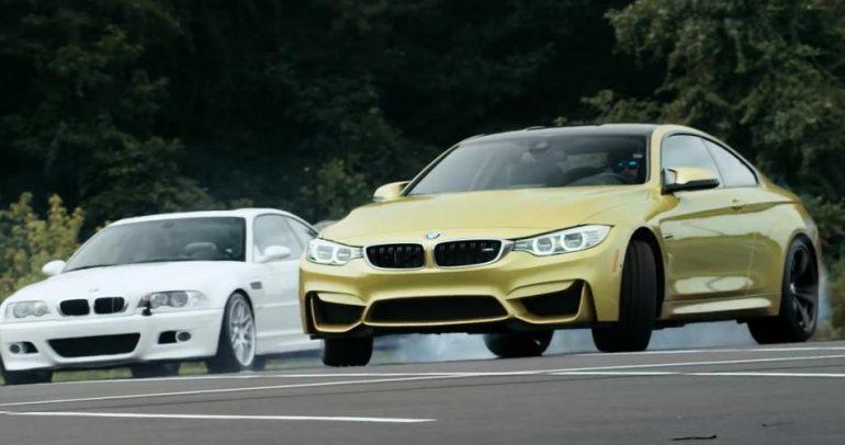 بالفيديو: لن تصدقوا ماذا فعلت BMW M4 بين 54 سيارة!