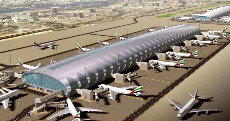 مطار دبي الدولي.. الأول عربيا والتاسع عالميا !