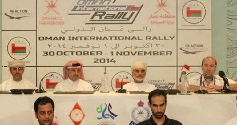 عودة رالي عمان لبطولة الشرق الاوسط سيزيد من تنافس الابطــال
