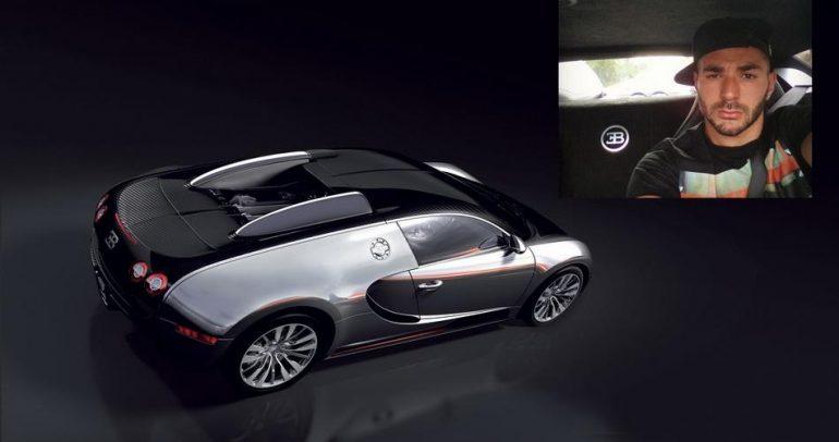 بالفيديو: هكذا خطف الأنظار بسيارة الـ2 مليون يورو
