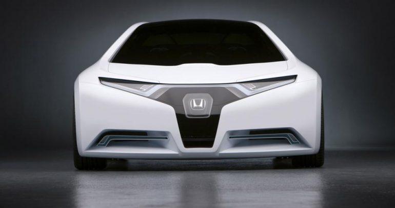 هوندا Fc: سيارة مستقبلية بمقاعد مميزة – فيديو