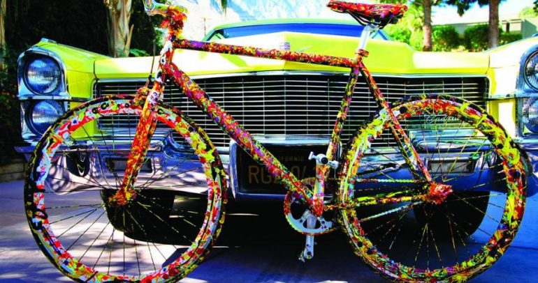 ماذا تخفي دبي بأغلى دراجة في العالم؟