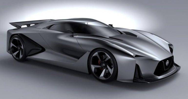 فيجن جران توريزمو.. سيارة خارقة تثير الرعب بتصميمها المستقبلي!
