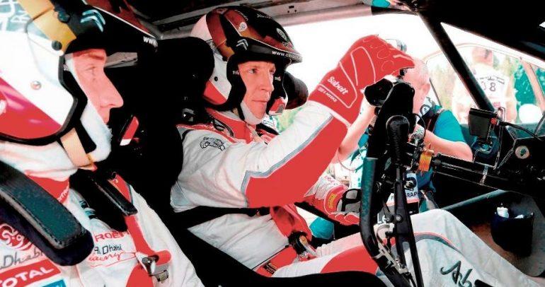 سيتروين تعلن أول أسماء سائقي الفريق لعام 2015