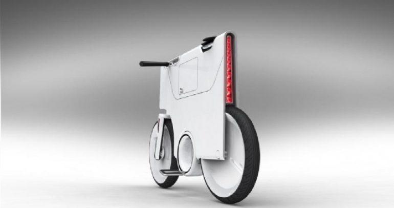 لعشاق التألق.. أصبح بامكانكم طي دراجتكم ووضعها في المنزل!