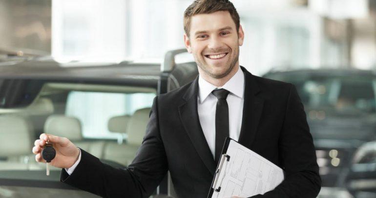 حدد مهنتك وموقعك في العمل من خلال سيارتك!