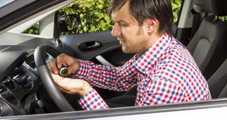 ما علاقة تناول حبوب منع الحمل بالسائقين؟