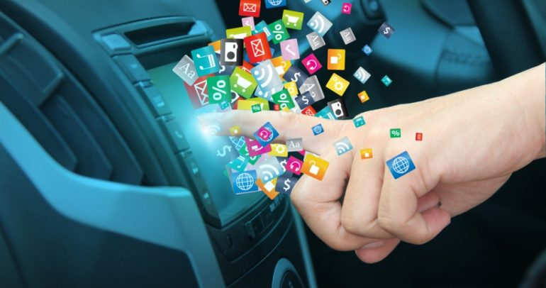 جهاز عربي يحول سيارتك الى ذكية وبقدرات خارقة