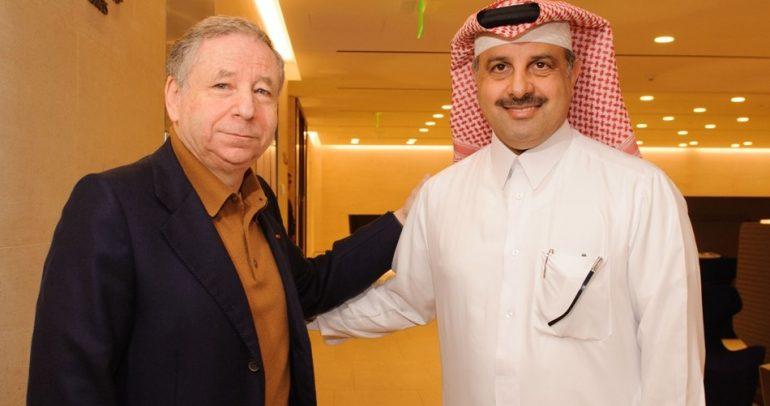 جون تود: قطر مستقبل رياضة السيارات في الشرق الأوسط