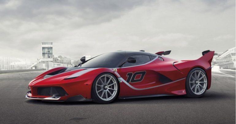 ما الذي يميز سيارة فيراري الجديدة عن باقي اصدارات الشركة ؟