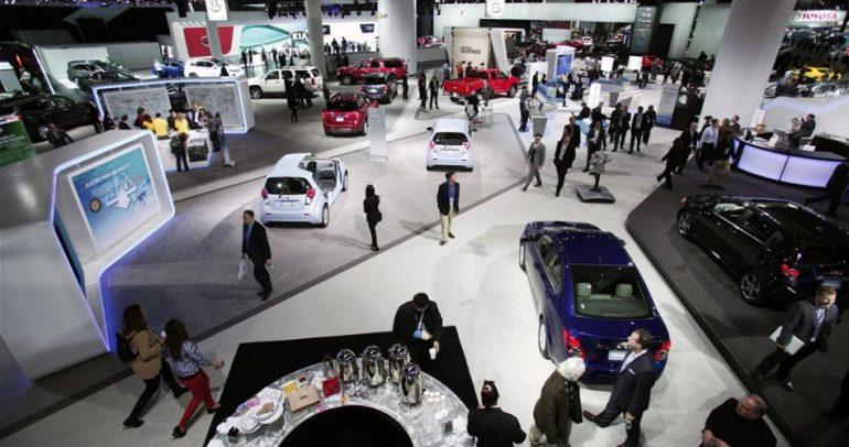 كيف ستشعل فورد المنافسة في معرض ديترويت للسيارات ؟
