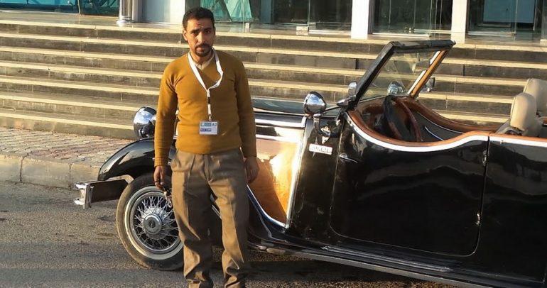 بالفيديو: شبح سيارات 1935 يعود إلى مصر !