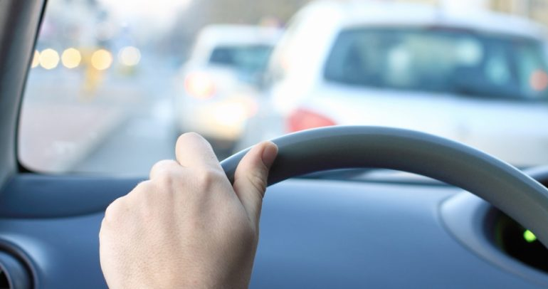 تمتع بالرفاهية والراحة اثناء قيادة سيارتك في زحمة السير (فيديو)
