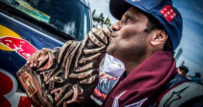 الكــويت تبارك لبطل رالي داكار 2015