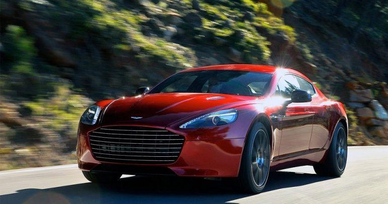 """جوائز أستون مارتن في حفل """"أفضل السيارات لعام 2015"""""""