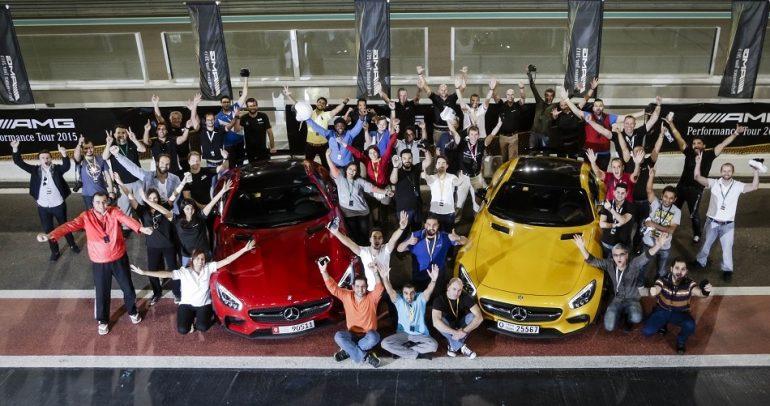 سيارات مرسيدسAMG : قوة هائلة وأداء فائق