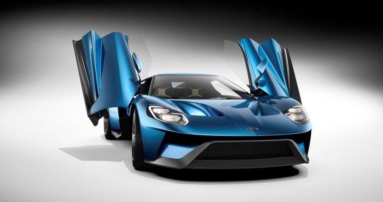 فورد GT الخارقة.. معايير غير مسبوقة في الابتكار