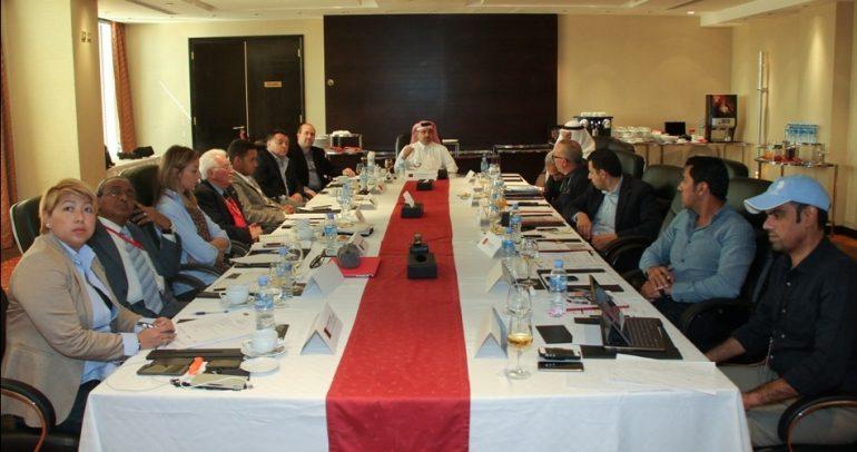 اختتام ناجح لاجتماع دول شمال أفريقيا بالعاصمة القطرية