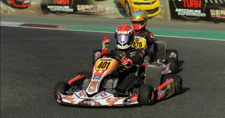 منافسة قوية في الجولة العاشرة من تحدي روتاكس ماكس الإمارات