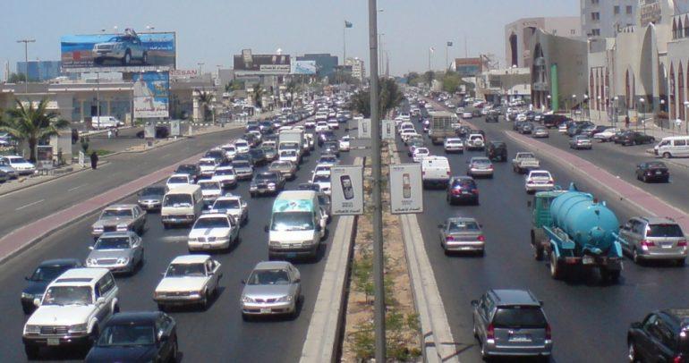 بالفيديو: طريقة جديدة للتهرب من اشارة ساهر في السعودية