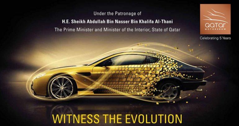 فيديو يكشف ما جرى في كواليس معرض قطر للسيارات