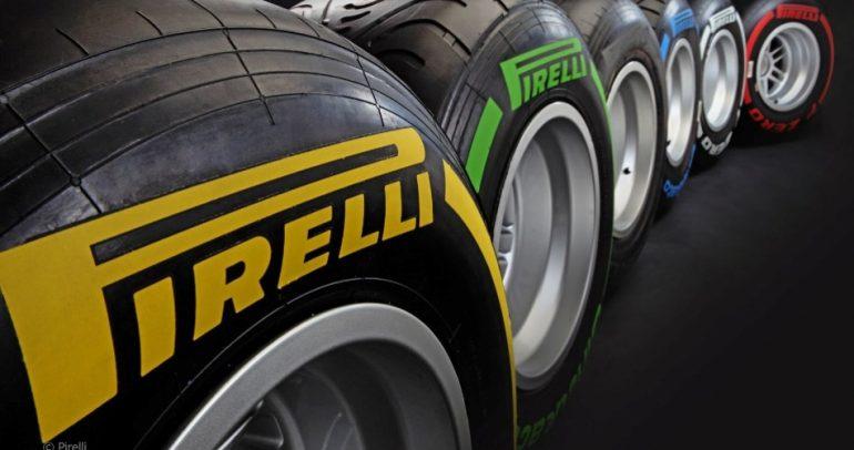 إحصائيات بيريللي في الفورمولا واحد عام 2014