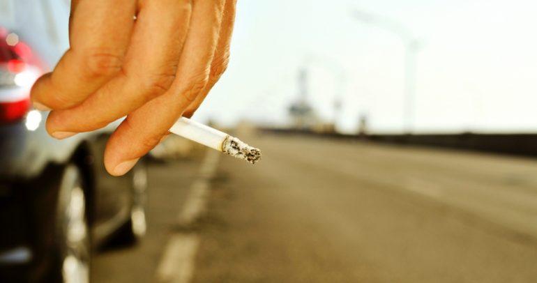 بشرى سارة.. بقايا السجائر لتحريك سيارتك