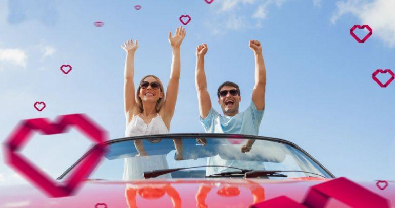 فورد توقع السائقين في مقلب تفحيط عيد الحب (فيديو)
