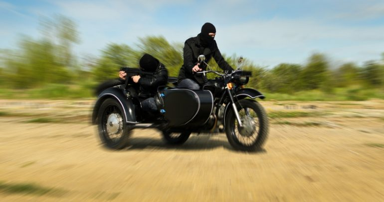 تعرفوا الى اذكى طريقة لحماية دراجاتكم النارية من السرقة