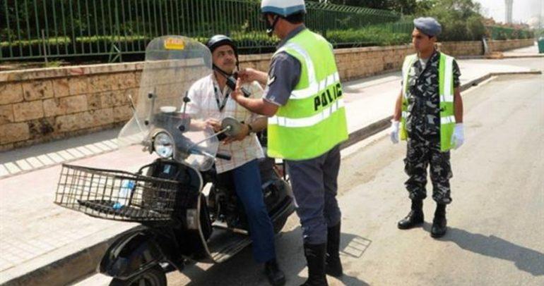 لبنان: عقوبات جديدة على السائقين.. ونظام النقاط للمخالفات المرورية