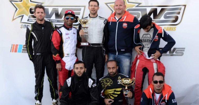 الإماراتيون يعودون بجوائز فضية من سباق التحمل في باريس