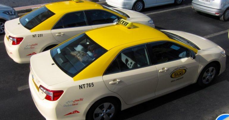 مركبات اجرة دبي.. قمة بالتطور