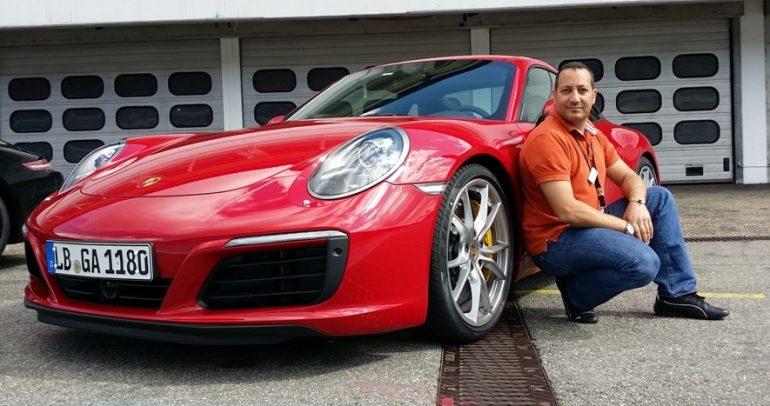 الجيل الأحدث من بورشه 911 كاريرا: محركان جديدان وهيكل متطور