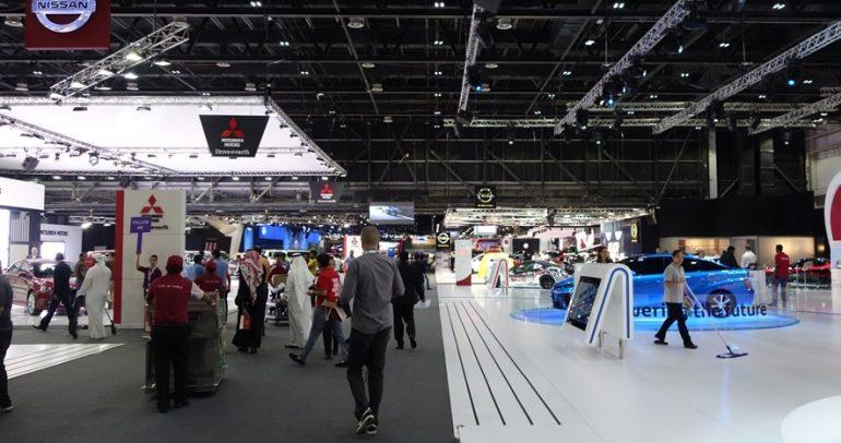 ما هي أفضل 3 سيارات في معرض دبي الدولي 2015 ؟