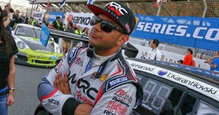عمرو الحمد يسعى للفوز بسباق 24 ساعة في دبي
