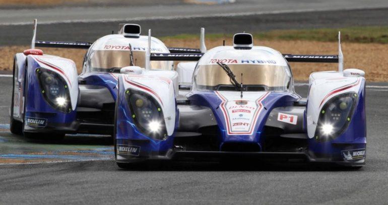 عصر جديد لسباقات سيارات الهايبرِد
