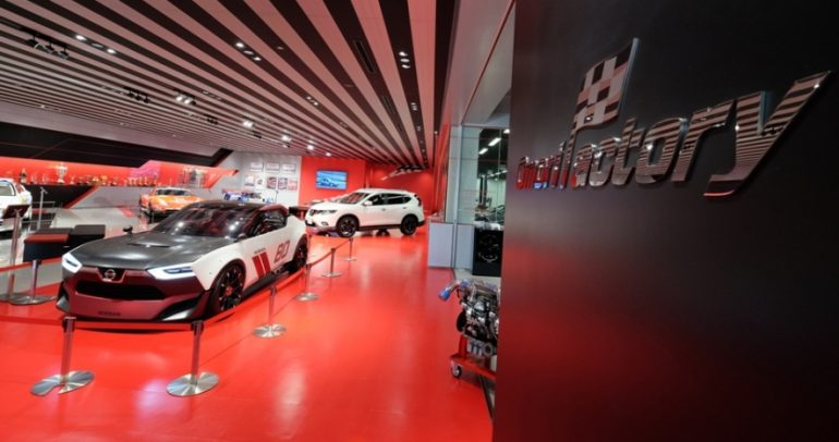 زيارة سرية من موقع عالم السيارات لمصنع نيسان نيسمو اليابان