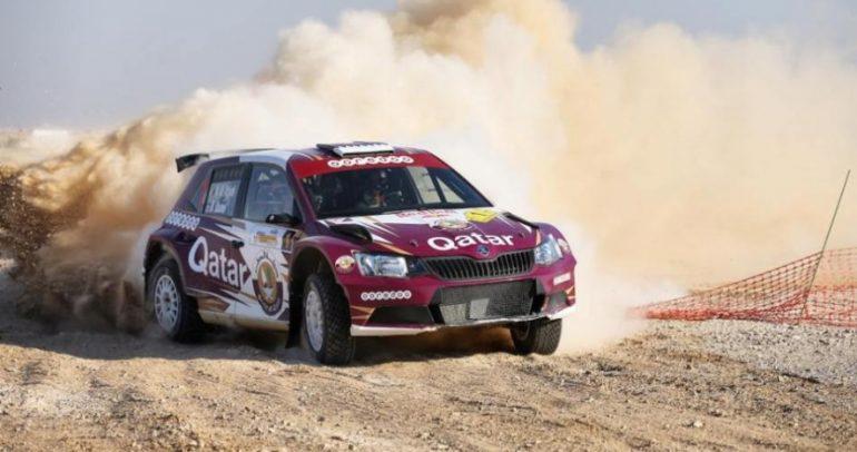 العطية يهدف لتحقيق فوزه السادس في رالي الكويت