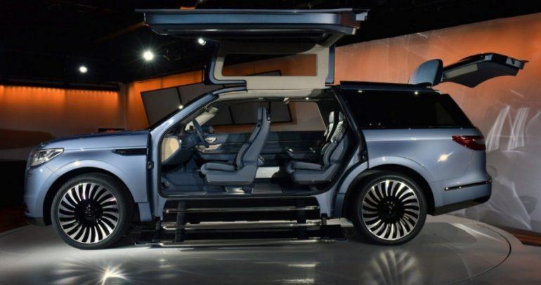سيارة لنكولن نافيغاتور الجديدة.. إطلالة نحو المستقبل