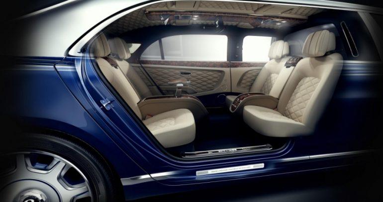 إليكم مولسان جراند ليموزين.. أطول سيارة بنتلي في العالم